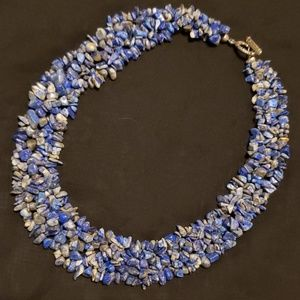 Jewelry - Turquoise Chips for days! Gorgeous collar Necklace